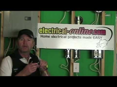 Kitchen Split Receptacle Circuits - YouTube