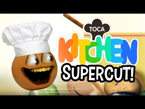 Toca Kitchen Supercut!