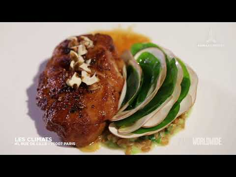 Coup de cur Paris Worldwide : le restaurant Les Climats
