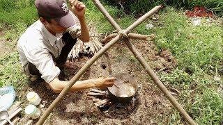Miền tây quê tôi - Tập 59 - Ăn bữa cơm trưa ngoài đồng theo phong cách thời Tam Quốc