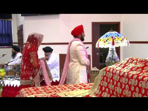 Anand Karaj - Lavaan - Blissful Ceremony - Punjabi Wedding Video