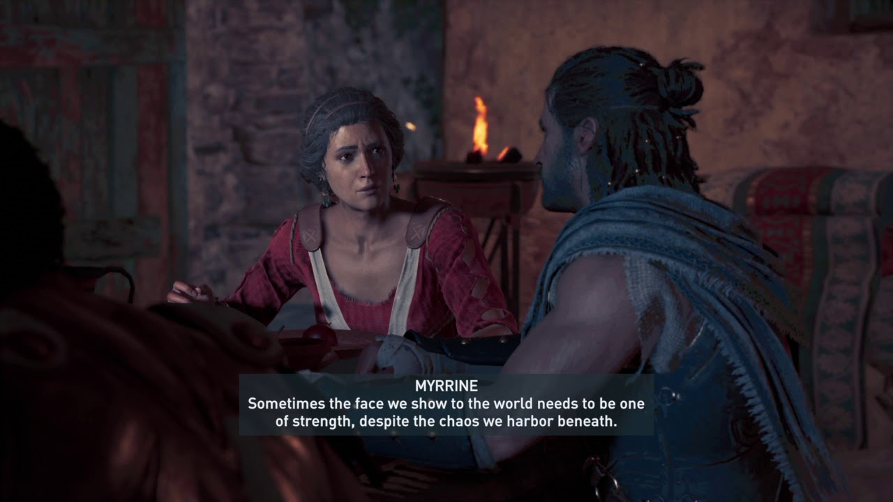 Assassin S Creed Odyssey Quote Youtube