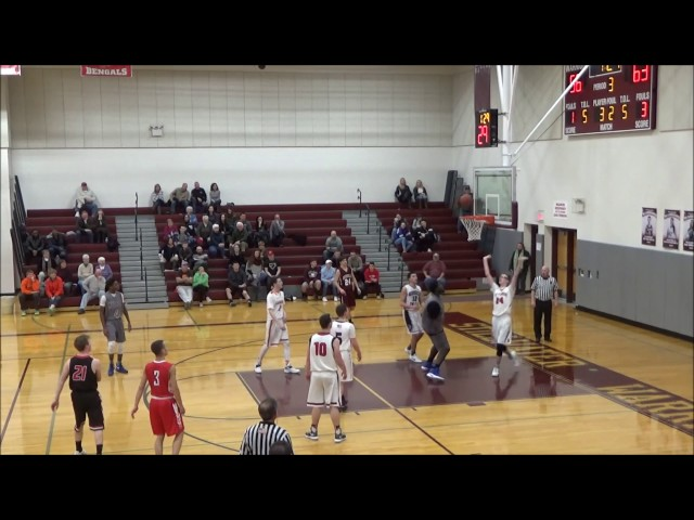 Game Highlights Boys' Varsity: Patroon vs Wasaren