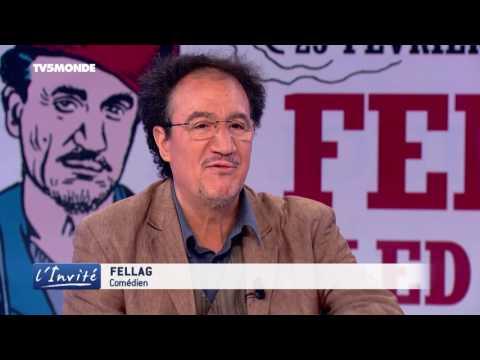 Fellag : «En Algérie, rire malgré les tragédies»