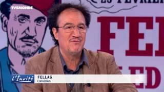 """FELLAG : """"En Algérie, rire malgré les tragédies"""""""
