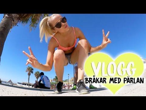 BRÅKAR MED PÄRLAN | Vlogg 3 Marbella
