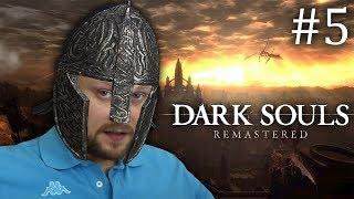 ЗАПИСЬ СТРИМА ► Dark Souls Remastered #5