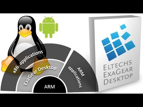 Запускаем X86 игры на Arm линукче через Exagear Desktop на андройде через Linux Deploy