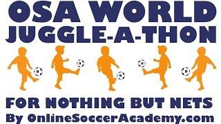 Will you Juggle to Save Lives? - OSA World Juggle-a-thon