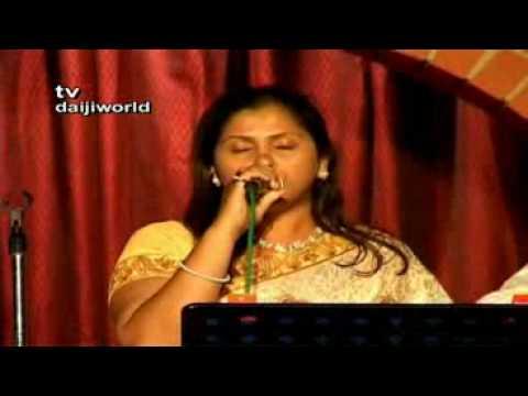 Konkani song by Anitha samsang