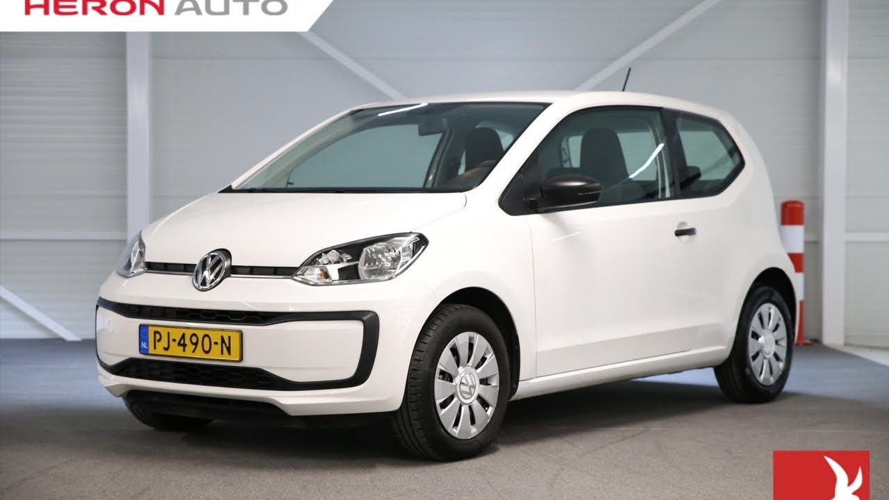 volkswagen up 1 0 60pk 3drs bluemotion take up youtube. Black Bedroom Furniture Sets. Home Design Ideas