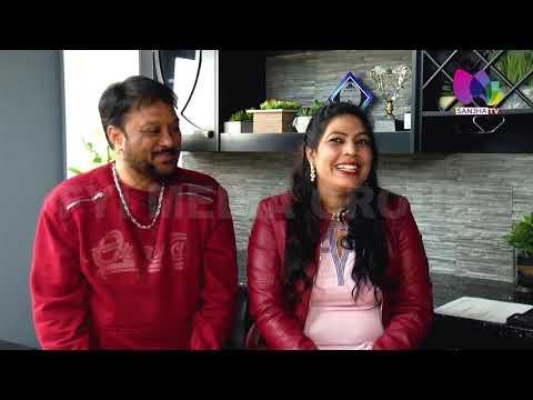 Screen Scene With Balbir Chotian & Jasmin Chotian On Sanjha Tv