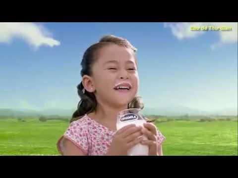 Quảng Cáo Sữa Vinamilk Tết 2017 – Quảng cáo bé yêu