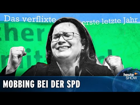 Andrea Nahles wirft