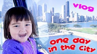 I am visiting windy city of America - Chicago - Semra's Life Vlog