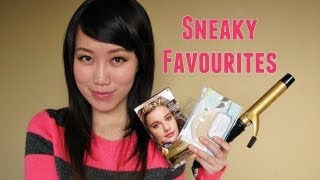 Bunnie Loves #08: The Sneaky Beauty Favs