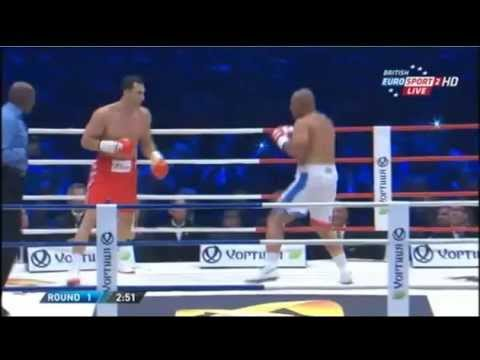 WLADIMIR KLITSCHKO VS ALEX LEAPAI: 4-26-2014- FULL FIGHT