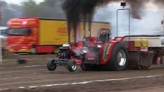 Big Mamma 4500kg Modified - 1st DM Tractor Pulling