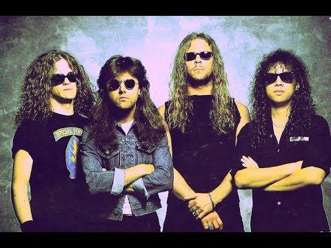 Metallica - Metallica (Black Album) - 1991 (Full Album)