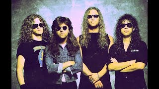 Metallica - Metallica (Black Album) - 1991 (Full Album)