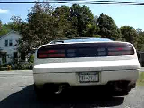 Repeat 300ZX TopSpeed Exhaust Z32 by ZtuneChannel - You2Repeat