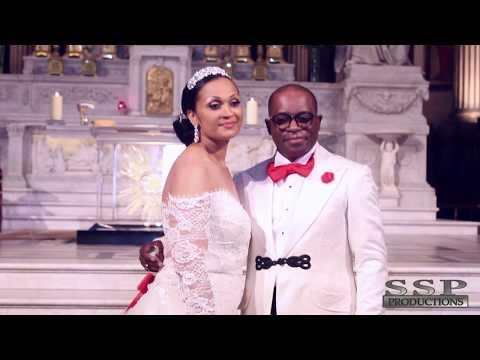 Mariage ( Congolese Wedding ) de sandrine & Beaudelin le 05/08/2017
