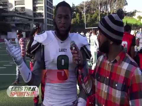 Laney Defeats CCSF In Community College Bowl Game 2016