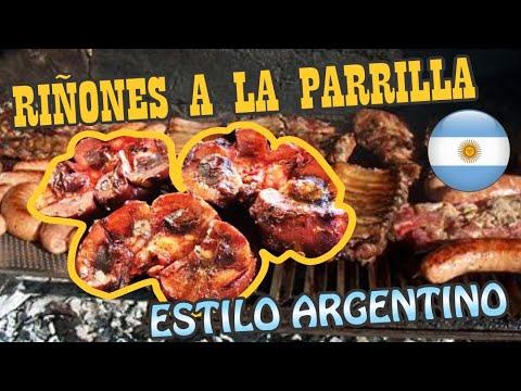 Riñones (Parrilla Argentina)