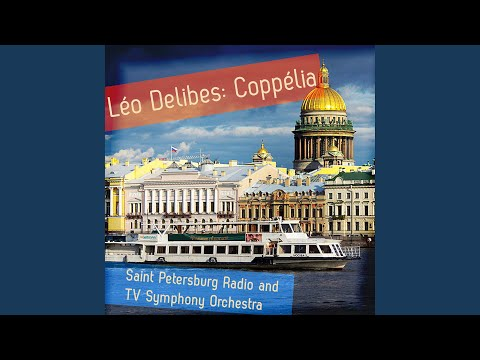 Coppélia, Act II : 14. Scéne, Allegro Vivo