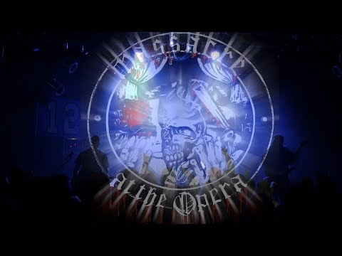 """Massacre At The Opera -""""Cue The Slaughter""""  Cd Release Party 1-13-18"""