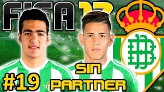 FIFA 17 Real Betis Modo Carrera #19   HE TENIDO QUE HACER UN FICHAJE RAPIDO   SIN PARTNER