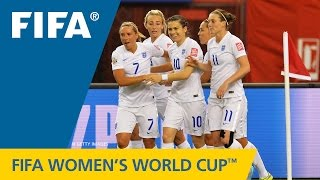 HIGHLIGHTS: England v. Colombia - FIFA Women's World Cup 2015