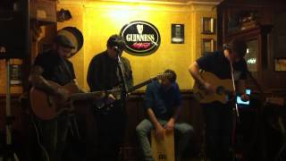 The Finest Hour - Dig Two (live camera phone video - Mucky Muldoons, Cleethorpes) 2014