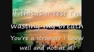 The Academy Is-The Test with lyrics mp3