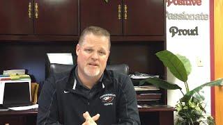 Florida Principal Shares Emotional Video Message for Students After Shooting thumbnail