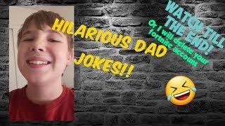 Funny dad jokes #1