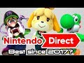 September Nintendo Direct, best Direct in 2018?