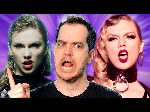 """Taylor Swift """"Look What You Made Me Do"""" SONG RANTS!"""