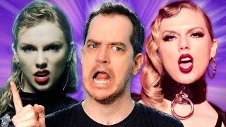 "Taylor Swift ""Look What You Made Me Do"" SONG RANTS!"