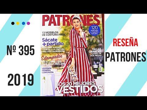Reseña revista patrones nº 395