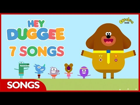 CBeebies | Hey Duggee Song Compilation | 10 Minutes