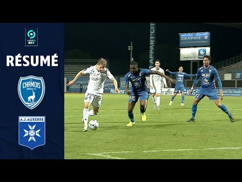 Niort Auxerre Goals And Highlights