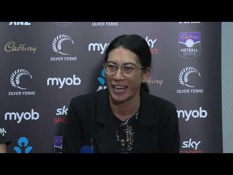 Download Silver Ferns v Aotearoa Men   Match 2 Press Conference