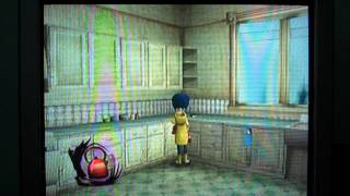 coraline (wii) walkthrough part 1