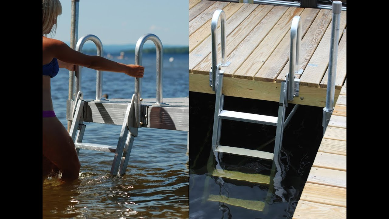 Dock Ladder Wmv Youtube