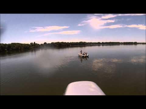 H9 Saratoga on Floats