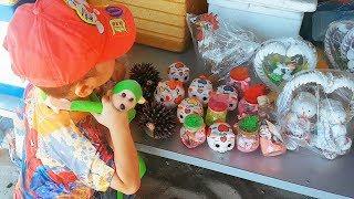 Trò Chơi Đi Mua Con Vật ❤ ChiChi ToysReview TV ❤ Đồ Chơi Trẻ Em Baby Doli