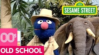 Sesame Street: Grover and the Elephant