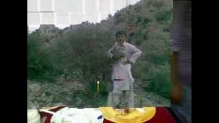 new pastho song 2014 atta sherani {ZHOB}