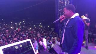 TroubleBoy - Se Paskem Renmenw live performance at BIG BANG FEST 2k19